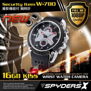 腕時計型隠しカメラ3589